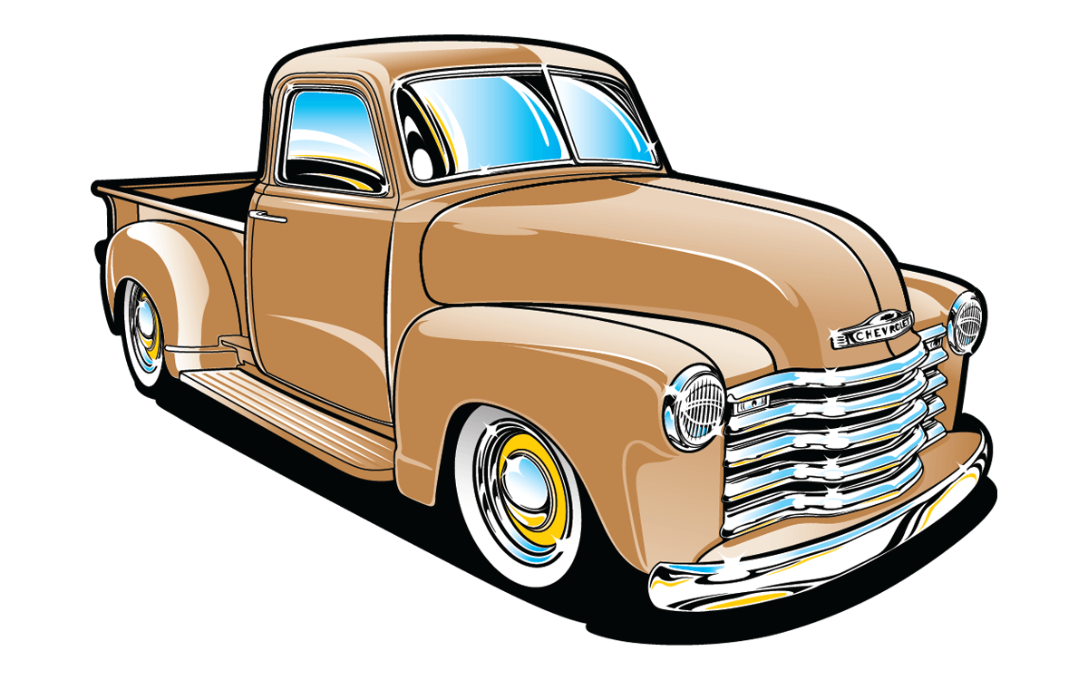 1947 To 1954 Chevrolet  U0026 Gmc Trucks