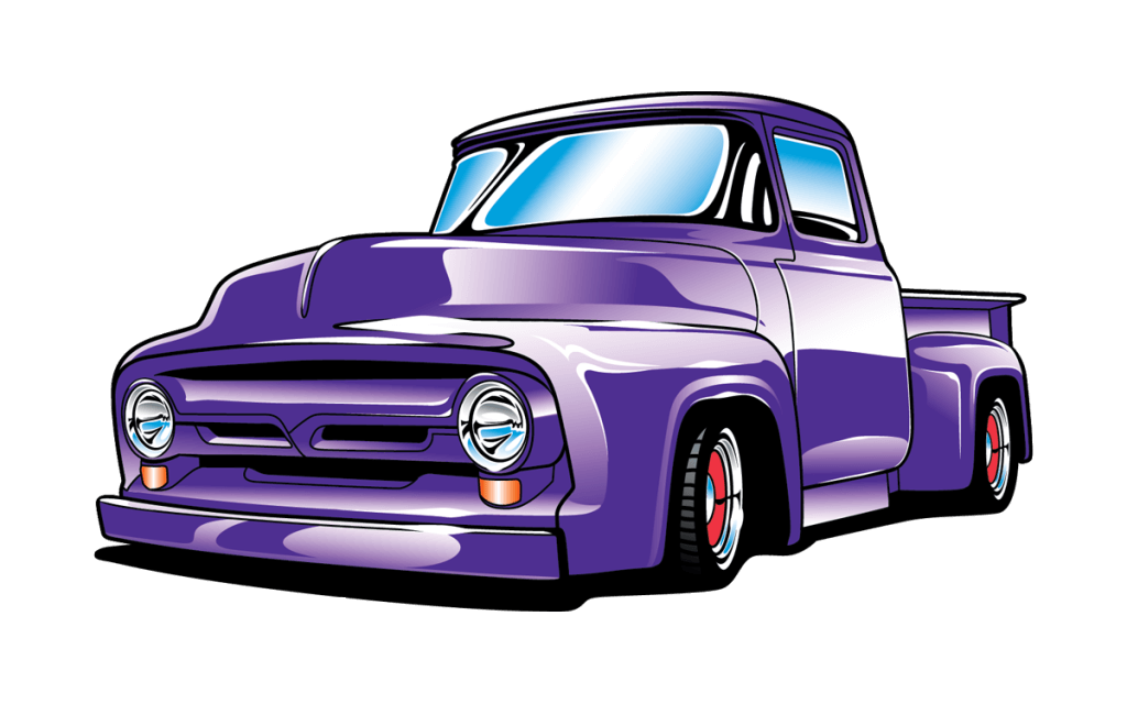 Ford Truck X on 1955 f100 wiring diagram