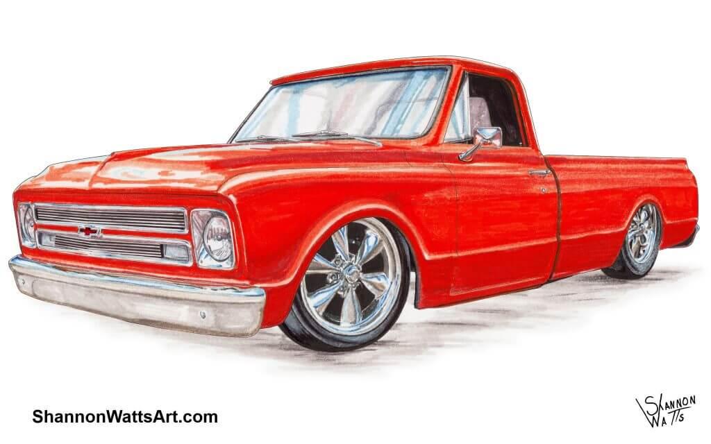 67-72 Chevy C10